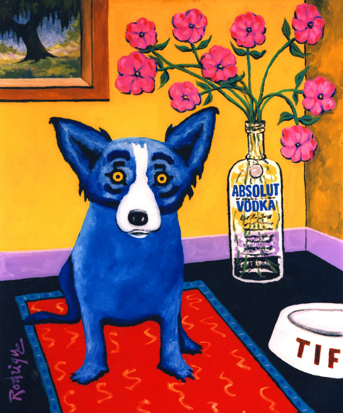Blue Dog, George Rodrique